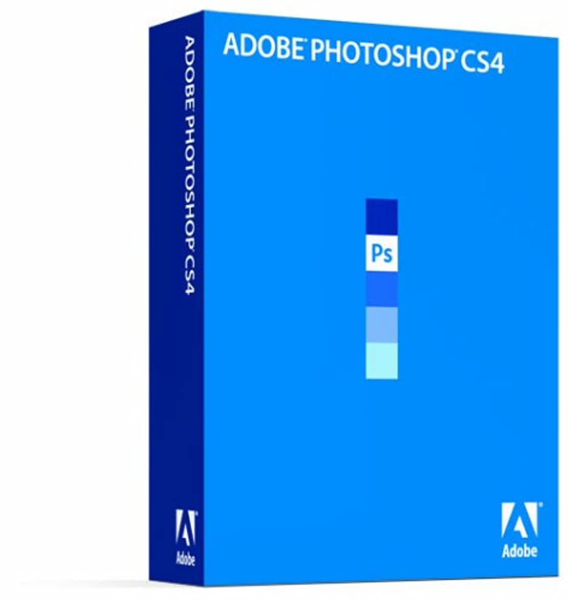 関税今Adobe Photoshop CS4 (V11.0) 日本語版 Macintosh版 (旧製品)