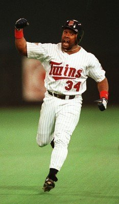 Kirby Puckett 24X36 Poster FUA #TTG762559 by BSD Grand Products [並行輸入品]
