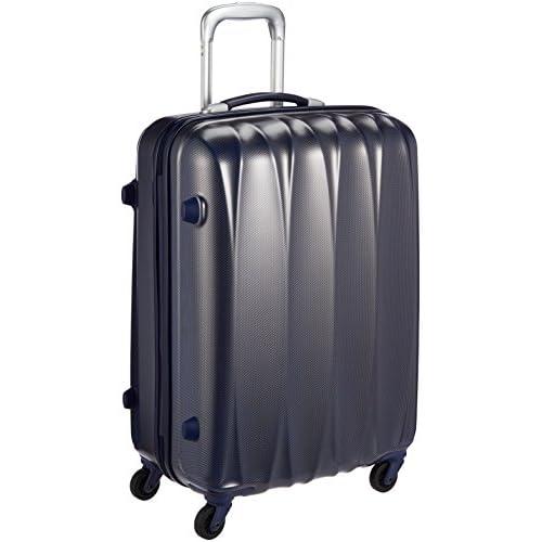 [アメリカンツーリスター] スーツケース Arona Lite アローナライト スピナー65cm 無料預入受託サイズ  保証付 52L 63cm 3.5kg 70R*005 71 マットネイビー/チェッカー