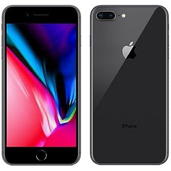Apple 2017 iPhone 8 Plus 256GB SIMフリー 5.5インチ AR対応 【日本国内版SIMフリー】スペースグレー