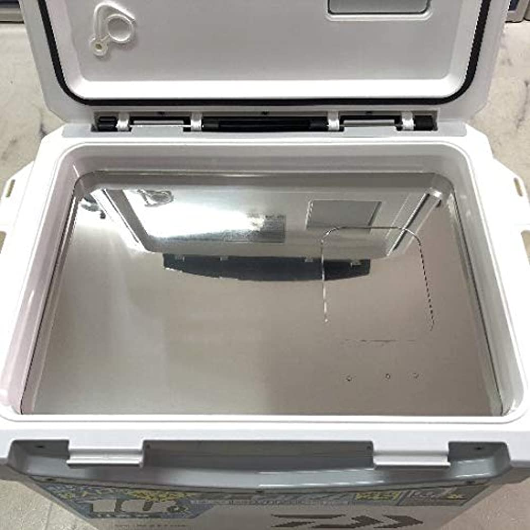乳製品はさみテクスチャーステンレスクーラー中蓋 ダイワ1000X用 超保冷タイプ