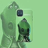 11ケースカバーiPhone 11/11用PRO / PRO 11 MAX/X/XS/XR/XS MAX / 7P / 8PLUS / 7/8 iPhoneケース11、シリコンクリエイティブパーソナリティ恐竜iPhoneとの互換性 smart phone (Color : For iphone11 pro max)