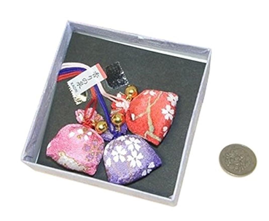 フェザーバックグラウンド計器匂い袋 香りの泉(3個入り) 34-422 サシェ