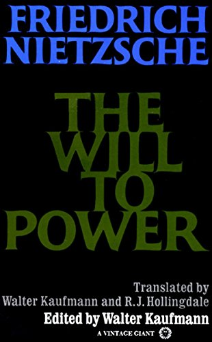 Download The Will to Power 0394704371