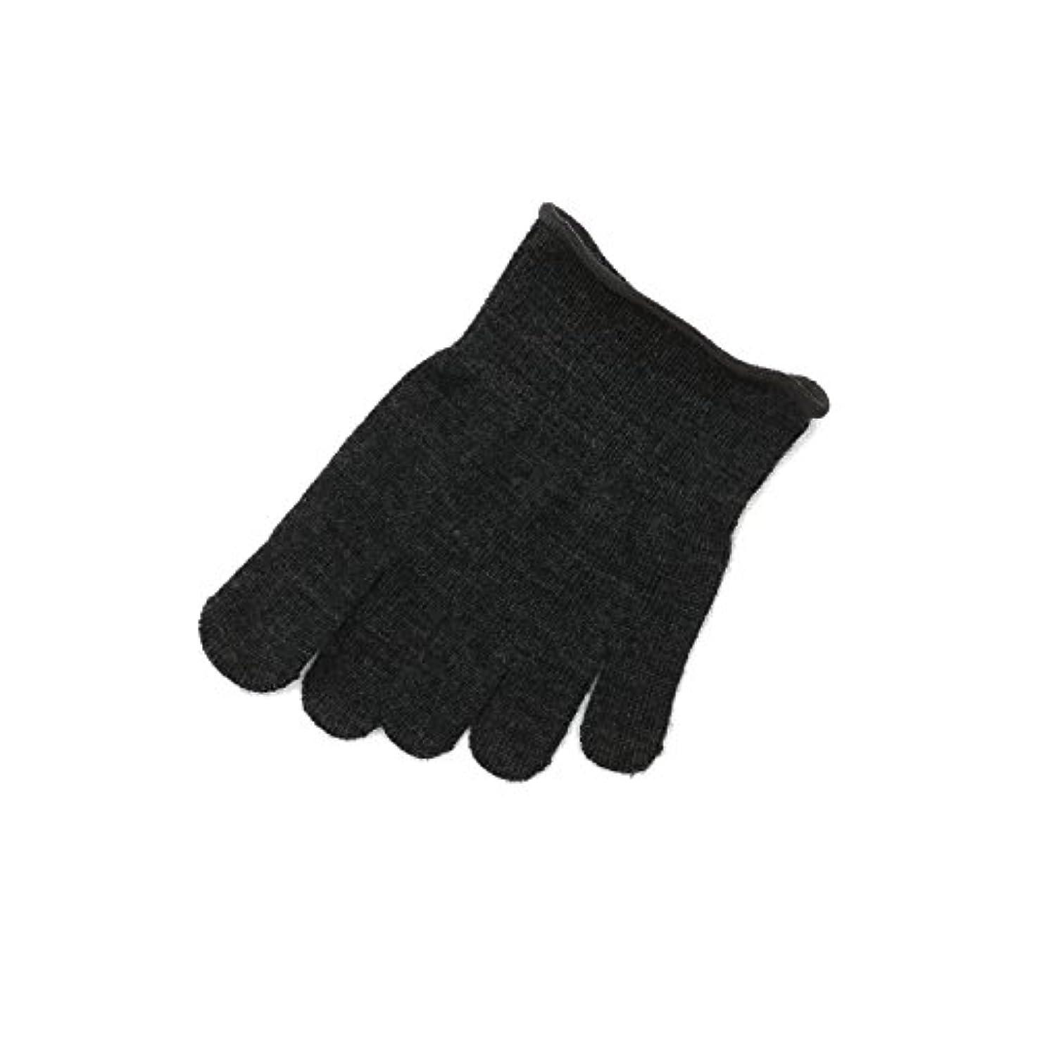 情報ブースト相対サイズ[Tabio]タビオ ウール重ね履き用つま先五本指ソックス【上質ウールの5本指】 22.0~24.0cm 日本製