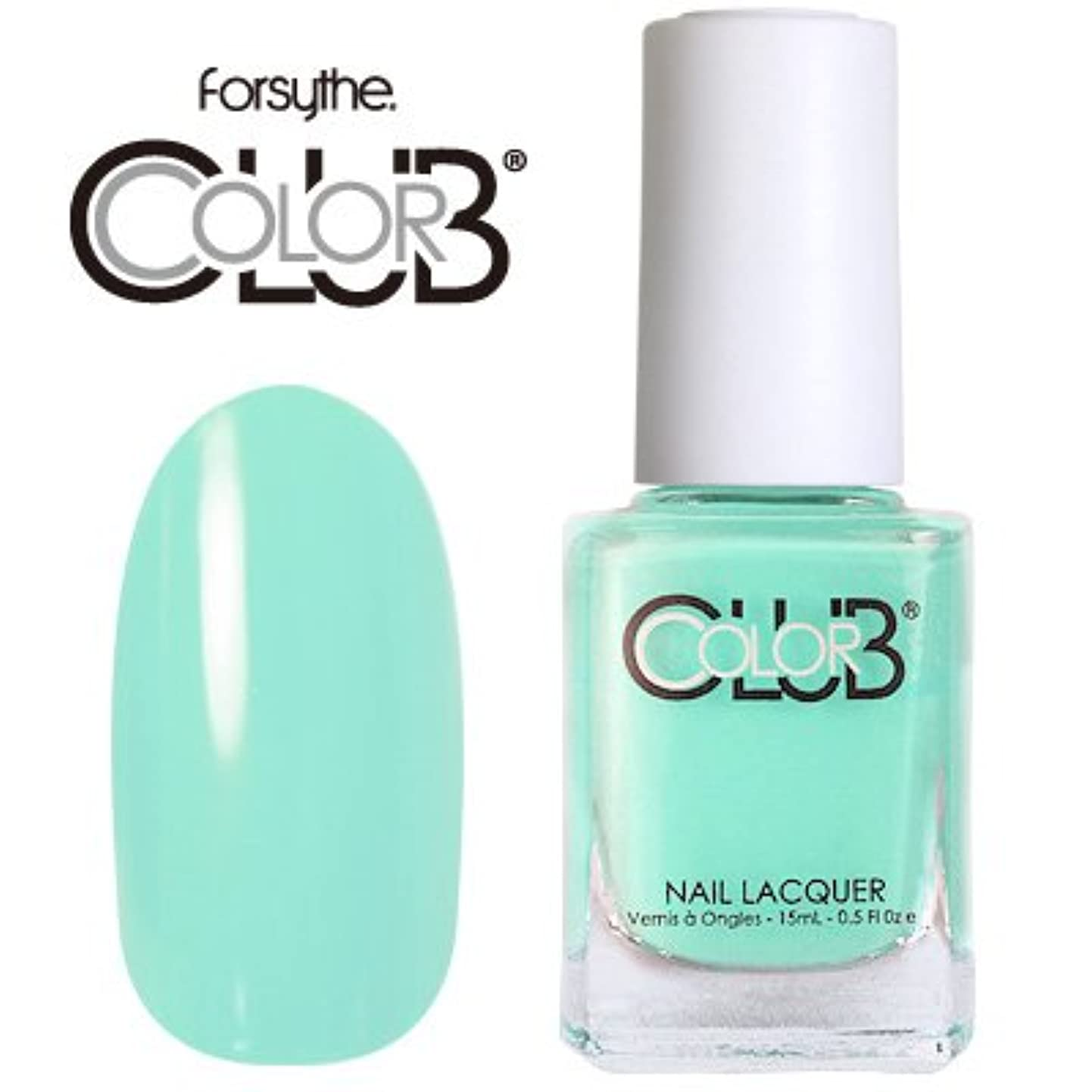 債権者保護合唱団フォーサイス カラークラブ 954/Blue-ming 【forsythe COLOR CLUB】【ネイルラッカー】【マニキュア】