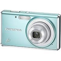 OLYMPUS デジタルカメラ FE-4020 ライトブルー FE-4020 LBL
