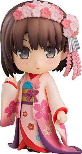 ねんどろいど 冴えない彼女の育てかた Fine 加藤恵 和服Ver. ノンスケール ABS&PVC製 塗装済み可動フィギュア