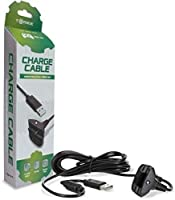 Xbox 360 Hyperkin Controller Charge Cable - Black [並行輸入品]