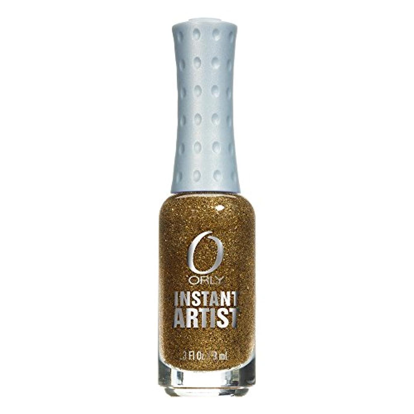 高音く国ORLY(オーリー) インスタントアーティスト 9mL (24Kグリッター)