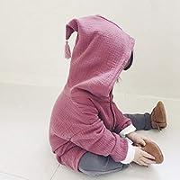 Girl's Coat Children's Cotton Knit Children's Cardigan for Children Presents BabyProducts
