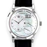 ランゲ&ゾーネ A.LANGE&SOHNE ランゲ1 ソワレ 110.030 中古 腕時計 メンズ (W168001) [並行輸入品]