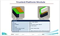 SuperMicro AOM-TPM-9655H (Horizontal) Trusted Platform Module [並行輸入品]