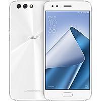 ASUS エイスース Zenfone 4 5.5 ZE554KL(SIMフリー 4GB 64GB) (ホワイト) [並行輸入品]