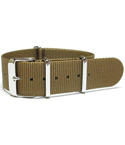 [해외]와카키세 시계 벨트 NATO 타입 22mm/Wakakire watch belt NATO type 22 mm