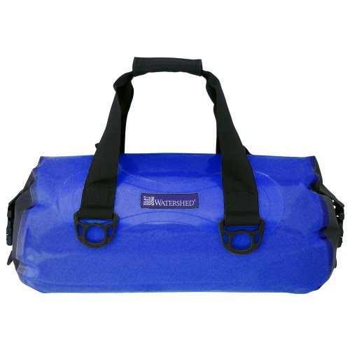 WATERSHED 防水バッグ DUFFEL Chattooga ブルー FGW-CHAT-BL