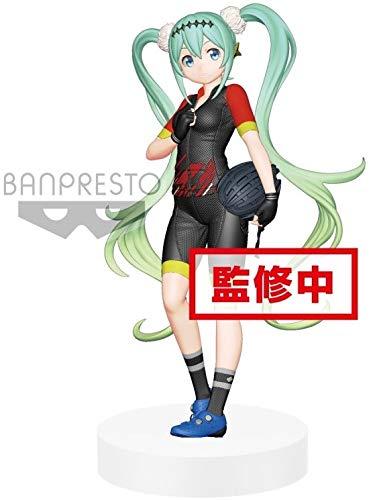初音ミクレーシングVer. EXQフィギュア「レーシングミク 2018 TeamUKYO応援Ver.」