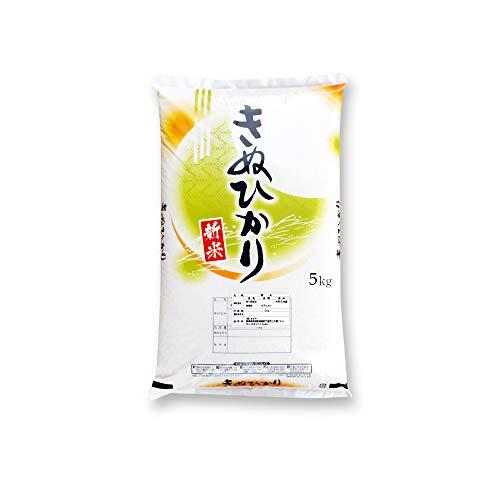 新米 徳島県産 キヌヒカリ 5kg 令和元年産 白米