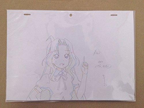 咲 -saki- 阿知賀編 生原画 『龍門渕 透華』
