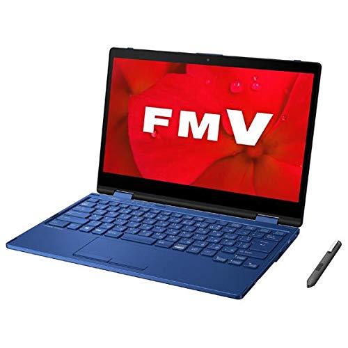 富士通 13.3型ノートパソコン FMV LIFEBOOK MH75/D2(タッチパネル対応)[Core i5 / メモリ 8GB / SSD 256GB / Microsoft Office 2019] FMVM75D2L