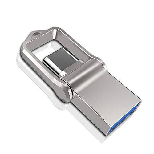 KOOTION Type Cメモリ USBメモリ 3.0 32GB フラッシ...