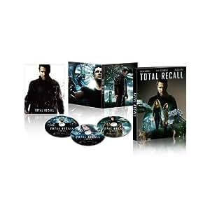 トータル・リコール (ディレクターズ・カット)ブルーレイ&DVDセット(初回生産限定) [Blu-ray]