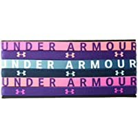 Under Armour Girls Graphic Headbands (6-Pack)