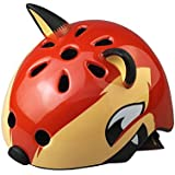 Free Fisher Kids Sports Helmet Bike Wheel Skid Balance Bike Riding Helmet Outdoor Protective Gear