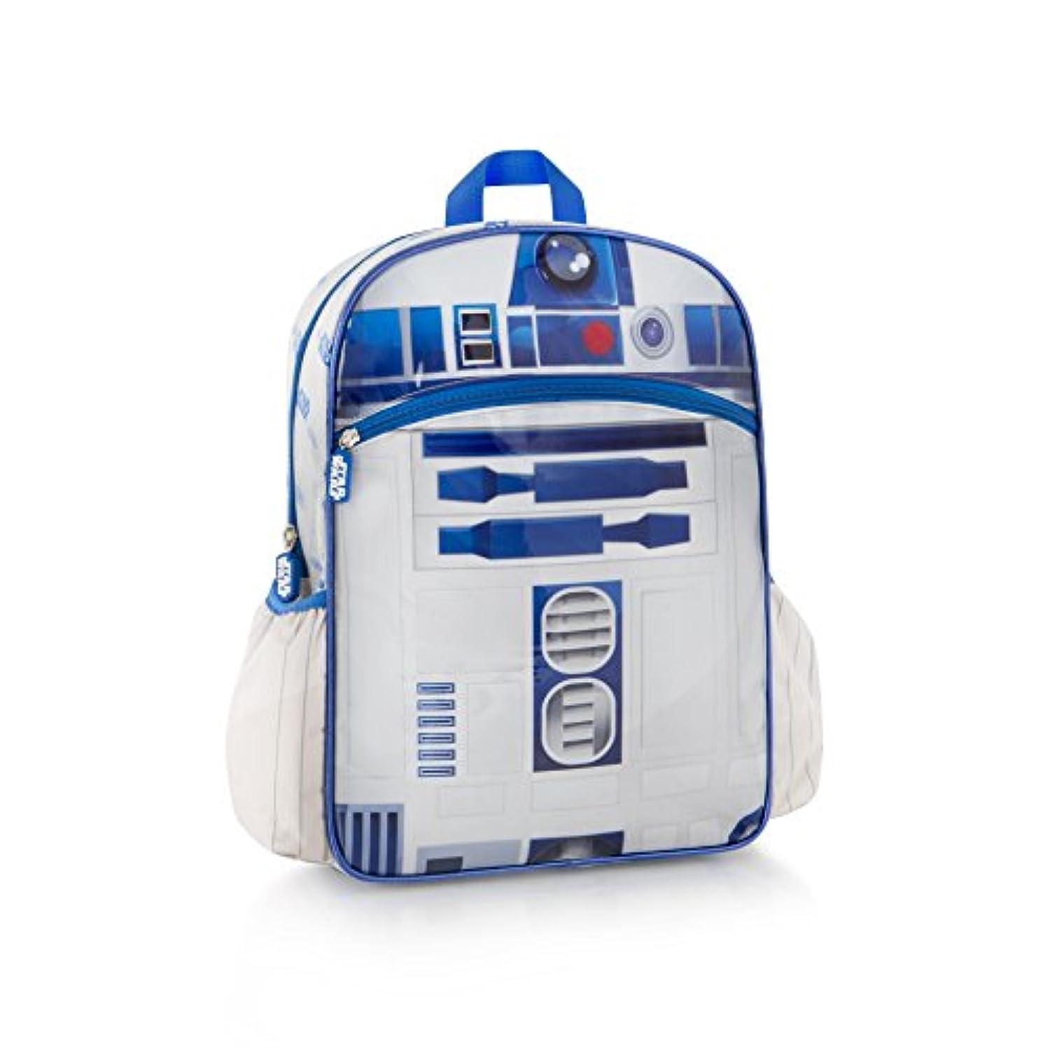 ブレーキ無許可免除する[スター ? ウォーズ]Star Wars Heys R2D2 Deluxe 15 Backpack Kids 26322-6032-00 [並行輸入品]
