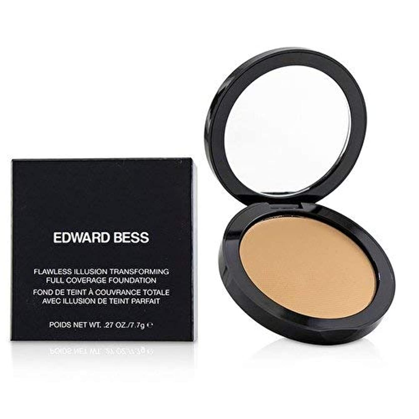 公平なシールド糞エドワードべス Flawless Illusion Transforming Full Coverage Foundation - # Light 7.7g/0.27oz並行輸入品
