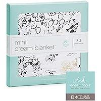 Aden + Anais (エイデンアンドアネイ) 【日本正規品】モスリンコットン ・ミニドリーム・ブランケット ディズニー ミッキーマウススクリーンデビュー90周年記念(ミッキーマウス) mini dream blankets-DISN603J