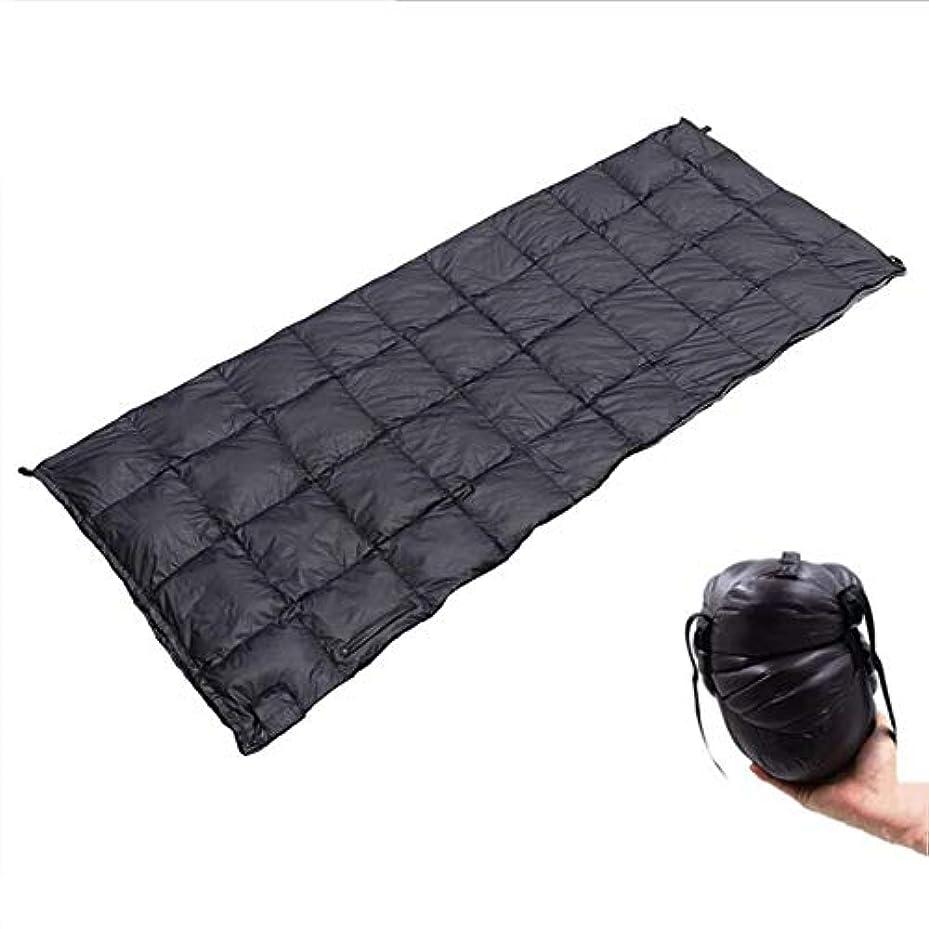 変更書き出す検査官LGFV-ポータブル多機能ダウン寝袋封筒大人寝袋シングルバックパッキングフェスティバルとハイキング用