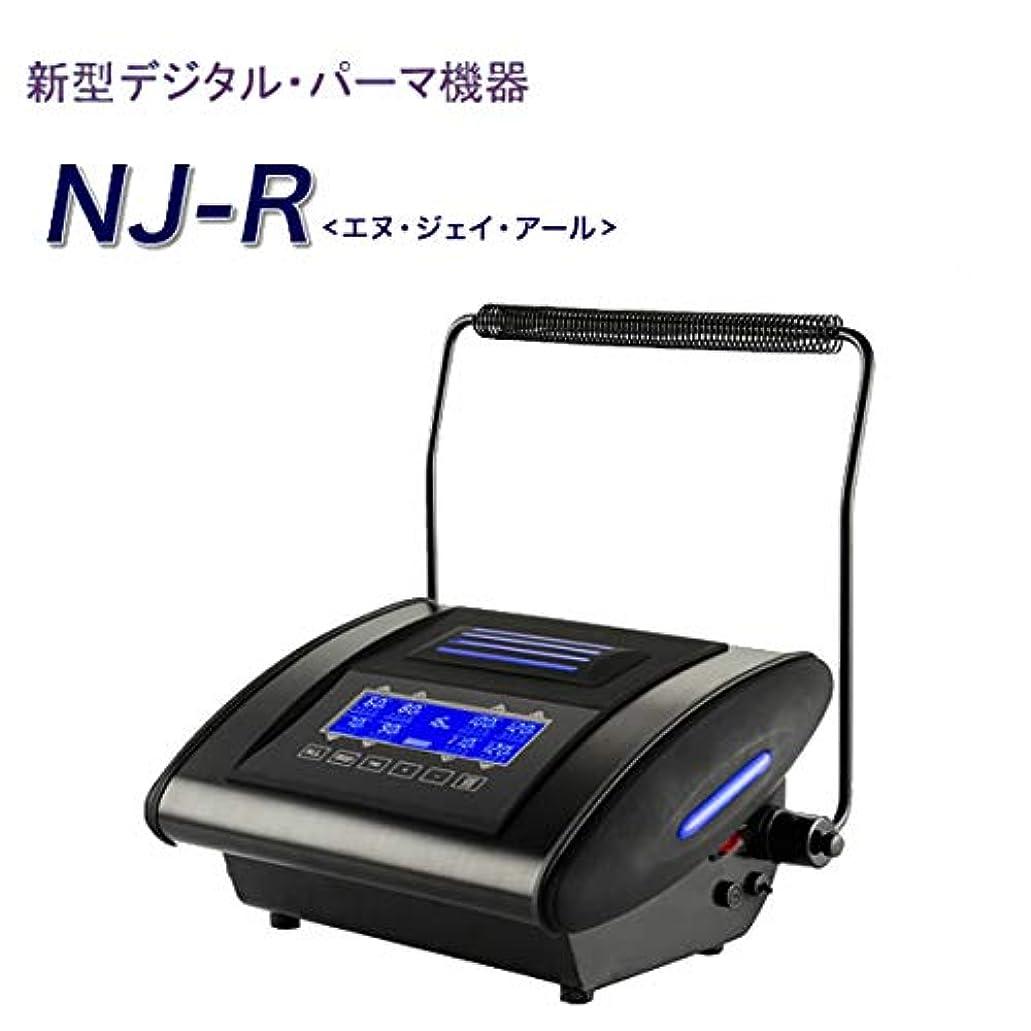 精神増幅コンプリートデジタルパーマ機 美容室 サロン NJ-R ロッド32本セット デジパ ホットパーマ