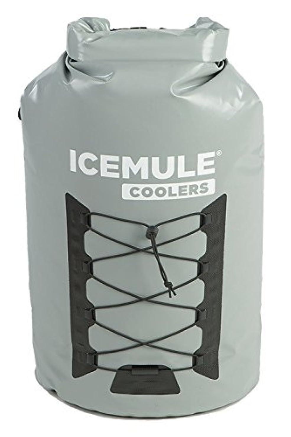 移植浮くナビゲーションIceMule Coolers Pro Coolers Grey X-Large/33-Liter [並行輸入品]