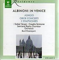 Albinoni in Venice by Scimone