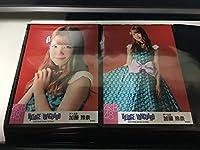 AKB48 ヴィレッジヴァンガード 生写真 加藤玲奈 2種コンプ