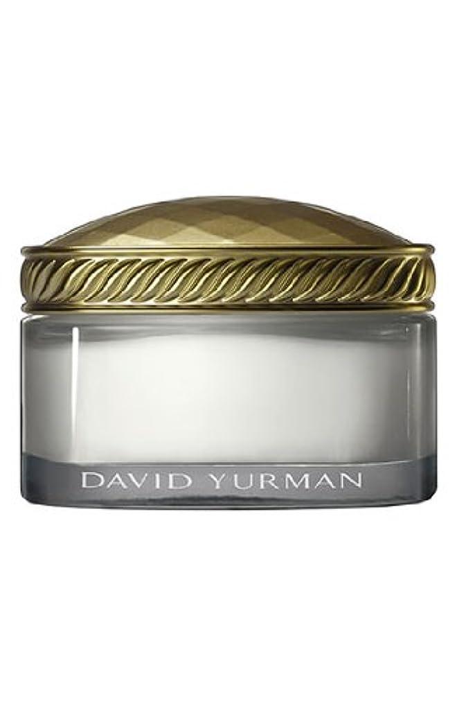 検査官本土成熟したDavid Yurman (デイビッド ヤーマン) 6.7 oz (100ml) Luxurious Body Cream (箱なし) for Women