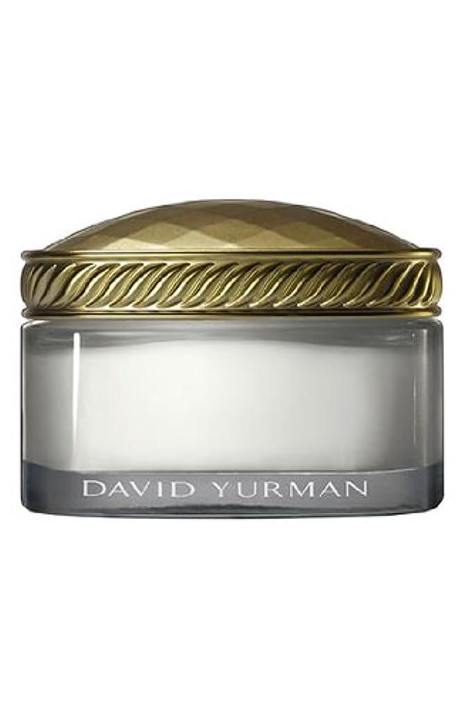 未来適用済みどうしたのDavid Yurman (デイビッド ヤーマン) 6.7 oz (100ml) Luxurious Body Cream (箱なし) for Women