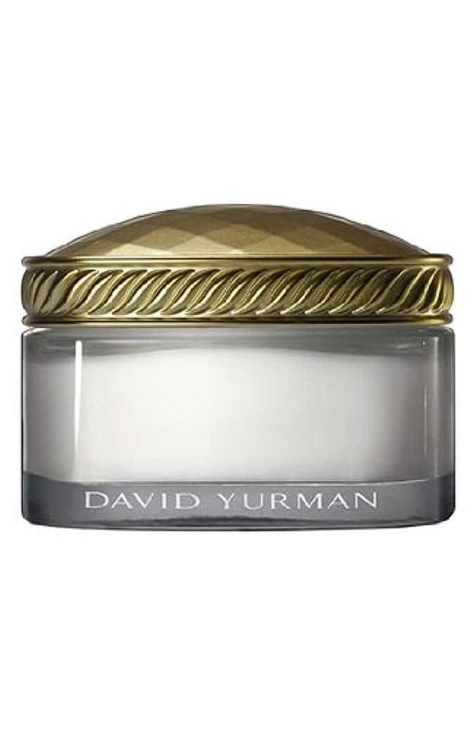 デクリメントライブ魅惑するDavid Yurman (デイビッド ヤーマン) 6.7 oz (100ml) Luxurious Body Cream (箱なし) for Women