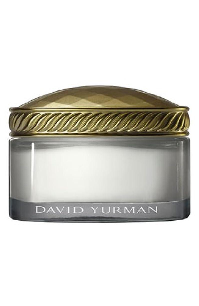 森林性格バトルDavid Yurman (デイビッド ヤーマン) 6.7 oz (100ml) Luxurious Body Cream (箱なし) for Women