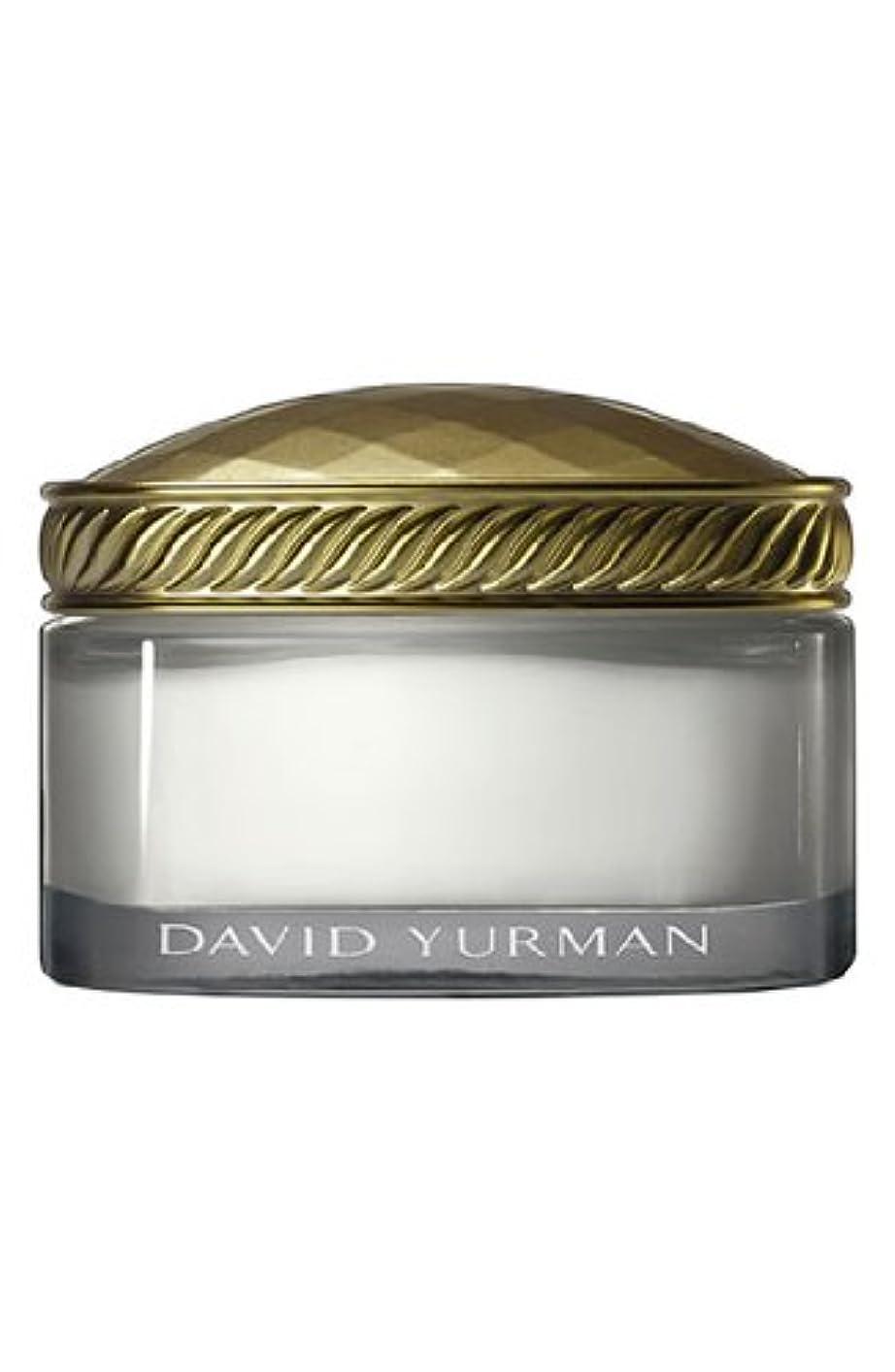 事実上ずらすマニフェストDavid Yurman (デイビッド ヤーマン) 6.7 oz (100ml) Luxurious Body Cream (箱なし) for Women