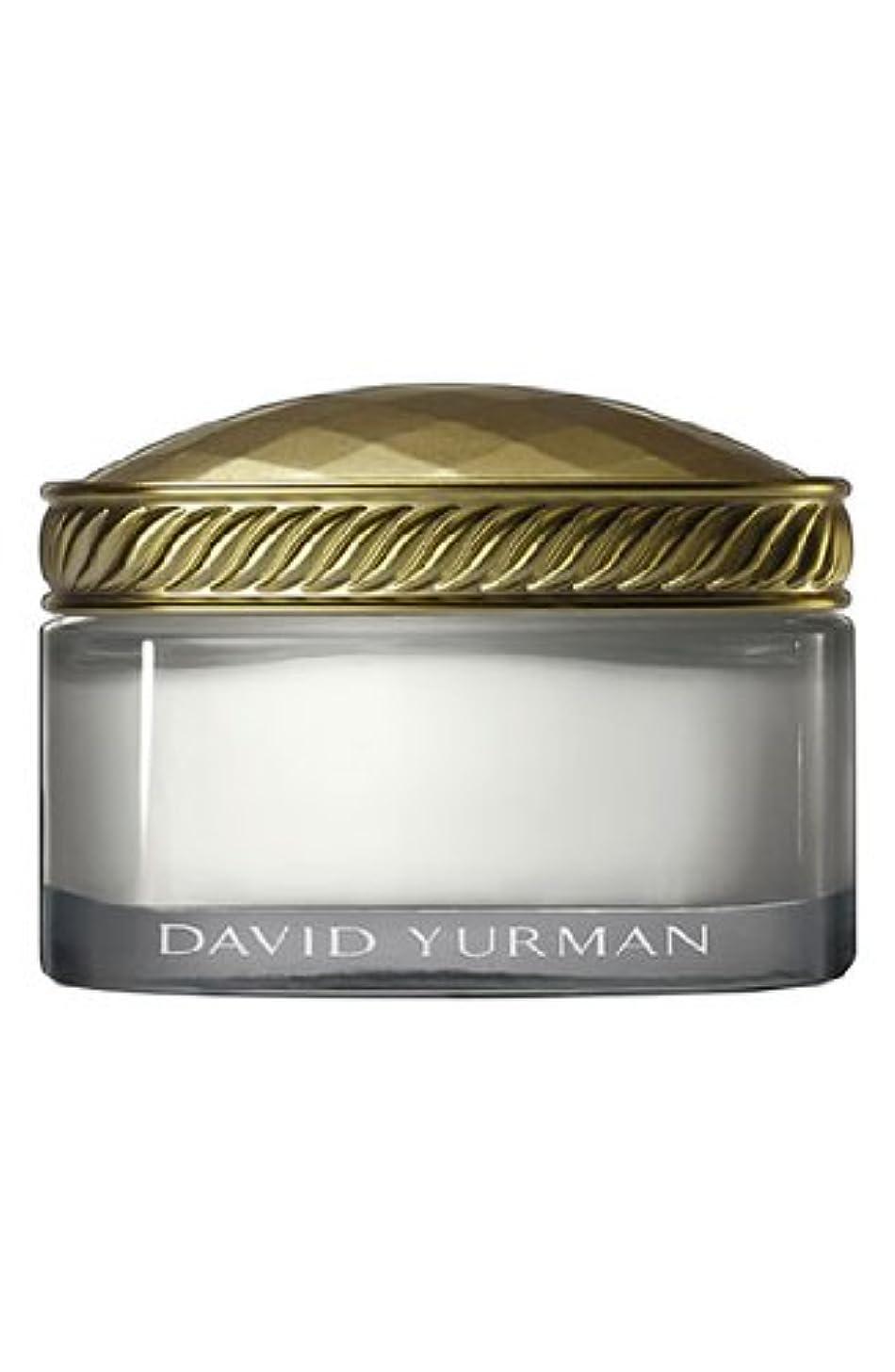 職業所持シリンダーDavid Yurman (デイビッド ヤーマン) 6.7 oz (100ml) Luxurious Body Cream (箱なし) for Women