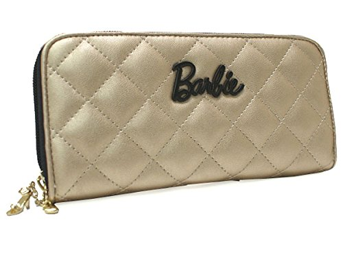 a3a48a38747d Barbie(バービー)ダリヤ 束入れ(長財布 通帳サイズ対応 L型ファスナー