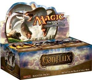 マジック:ザ・ギャザリング コンフラックス ブースターパック 英語版 BOX