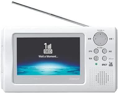 ツインバード 4V型 液晶 テレビ VL-J405PW 2008年モデル