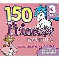 150 Princess Faves