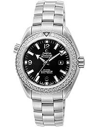 [オメガ]OMEGA 腕時計 シーマスタープラネットオーシャン ブラック文字盤 コーアクシャル自動巻 ダイヤモンド 232.15.38.20.01.001 メンズ 【並行輸入品】