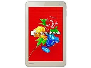 東芝 dynabook Tab S38/26M ( Win8.1 with Bing 32Bit / 8.0inch / Atom Z3735F / 2G / 64GB / Microsoft Office H&B 2013 )