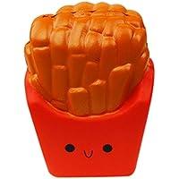 応力Reliever Toy pulison ( TM ) Squishy Cartoon Big Eye Bear Slow Rising Squeeze電話ストラップballchains Toys