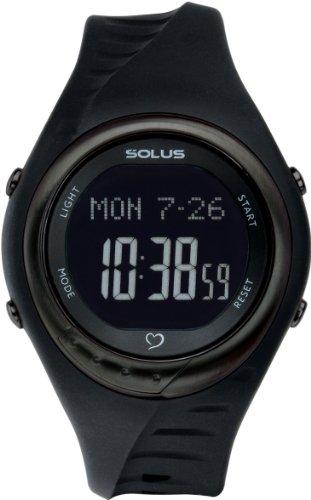 心拍計測機能付 Team Sports 300(チームスポーツ 300) ジャパンリミテッドモデル ブラック 01-300-07 ソーラス